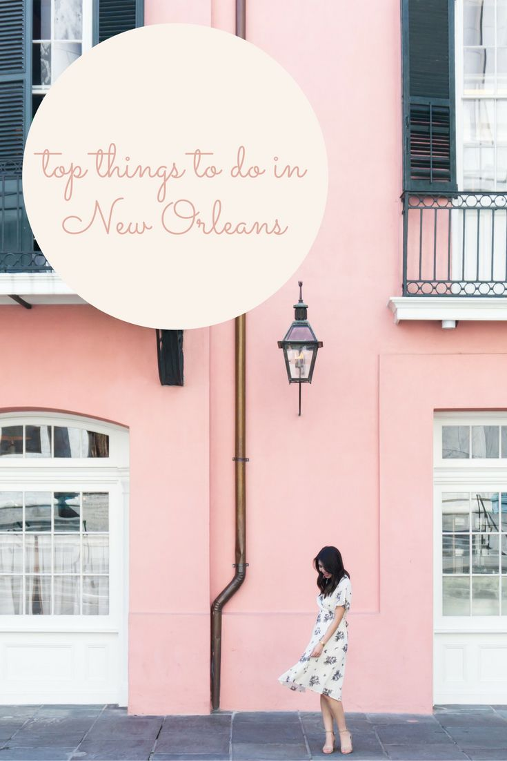 This post is long overdue. I've been to New Orleans at least four times now and have racked up quite the list of things to do in New Orleans.