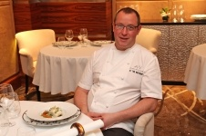 Following a summer of sporting glory for Team GB, the Craft Guild of Chefs announced the winner of The National Chef of the Year 2012 in the wake of a final cook-off of Olympic proportions.    Alyn Williams, of Alyn Williams at The Westbury, took the glory after competing against seven other finalists at the live culinary battle at The Restaurant Show at London's Earls Court 2, London.