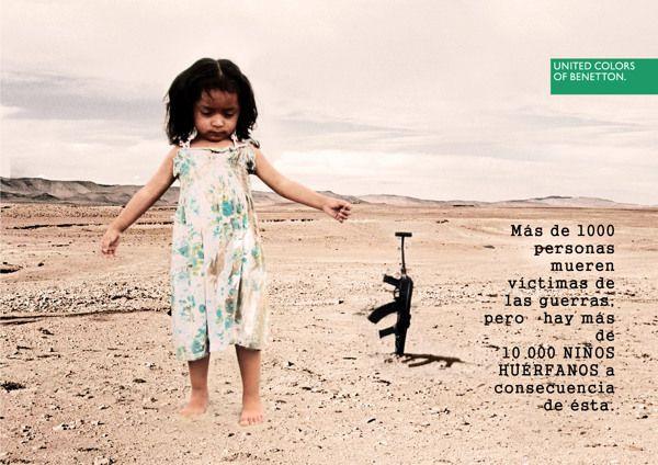 "United Colors Of Benetton - ""Niños del Silencio"" by Jhon ""Jocker"" Osorio Huarcaya, via Behance"