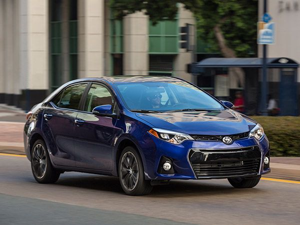10 Most Affordable Cars of 2016 - 2016 Toyota Corolla