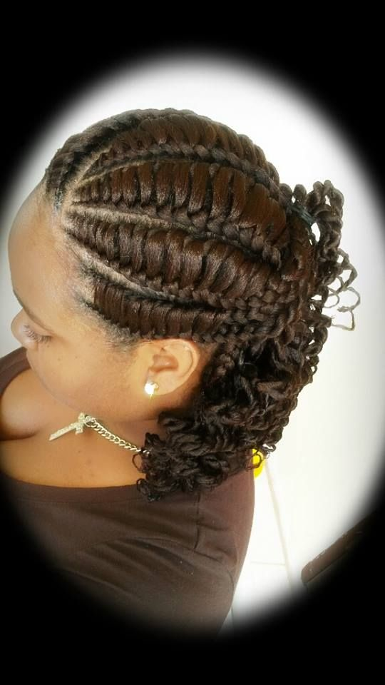 braiding styles for natural hair 1000 ideas about tree braids hairstyles on 1484 | c49a85164b13d57e6c536b8f16b06f4e