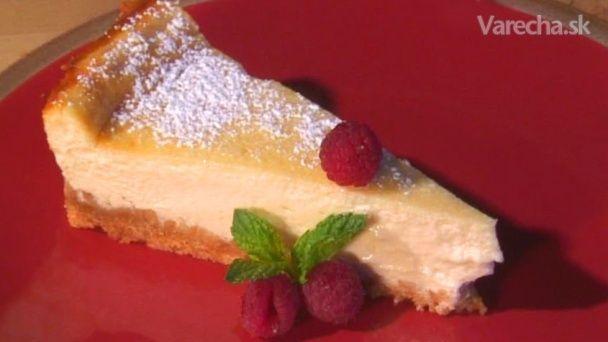 Rýchly NY Cheesecake - Recept