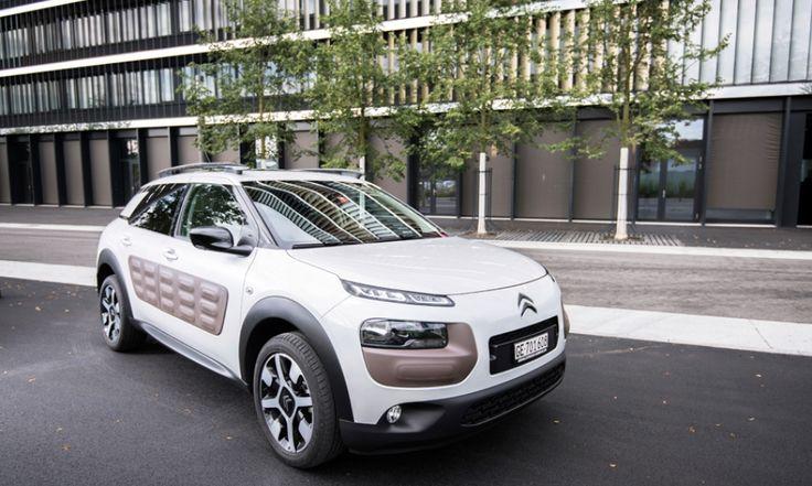 Citroën C4 Cactus - TCS Schweiz