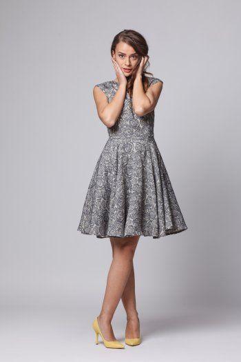 Happy Friday - Venus dress - GREY
