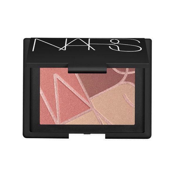 NARS Realm of the Senses Blush Palette found on Polyvore