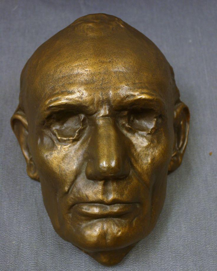 Death mask - Wikipedia