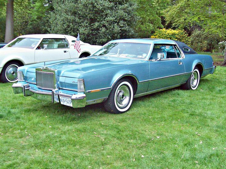 105 Best Lincoln Mark Iv 1972 76 Images On Pinterest