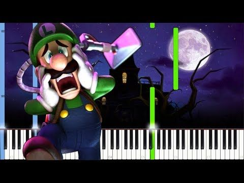 YouTube | Super mario bros | Piano tutorial, Piano songs, Super