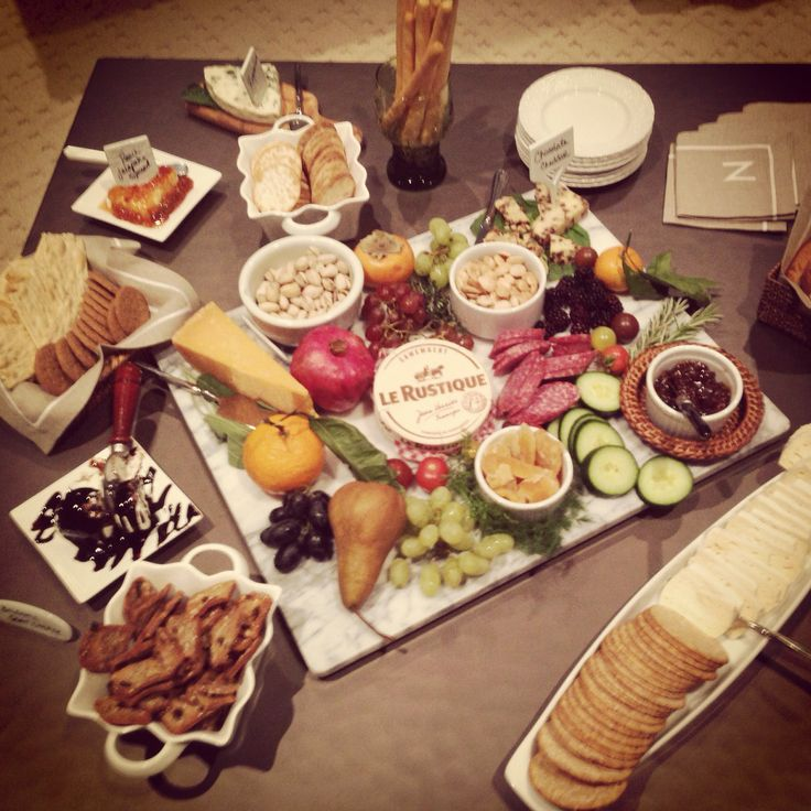 17 Best Images About Cheese Platter Ideas On Pinterest