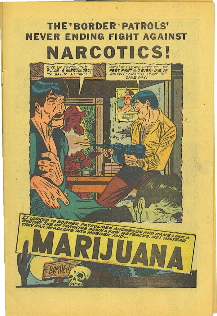 reefer madness comic books