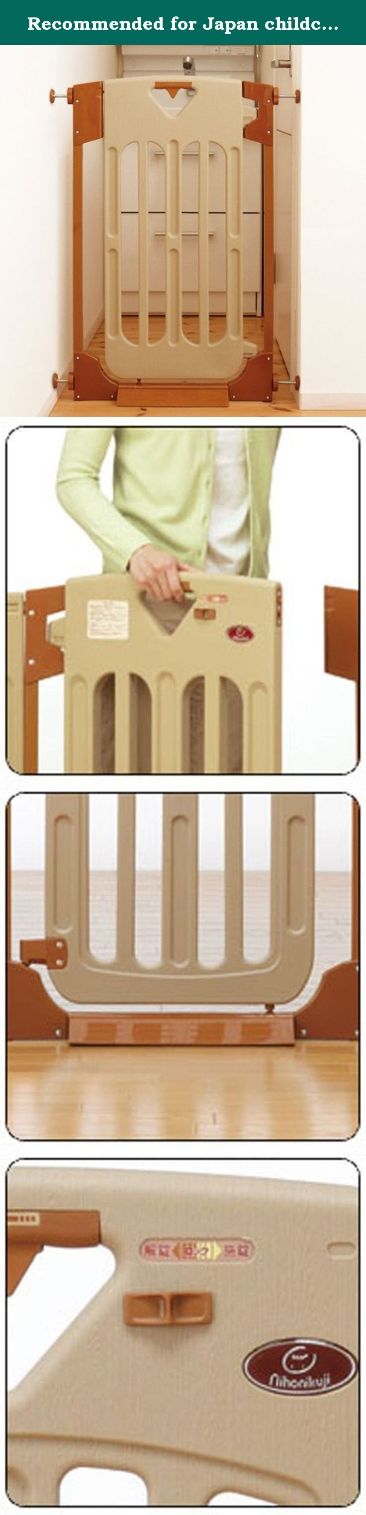 Recommended for Japan childcare smart gate slim mounting width 60 ~ 68cm ~ depth 3 ~ height 91cm NI-2702 6 months to narrow places such as the 24-month target back door. Slim gate of the Brace system Mounting width 60 ~ 68cm ~ depth 3 ~ height 91cm Age: 6 months to two years old Double lock [The set includes accessory] body-step cover mounting bolts and adjusting knob > see more.