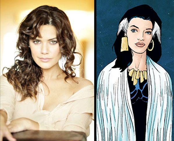 Constantine Casts Angelica Celaya as Zed | Comicbook.com