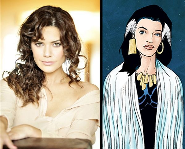 Constantine Casts Angelica Celaya as Zed | Comicbook.com