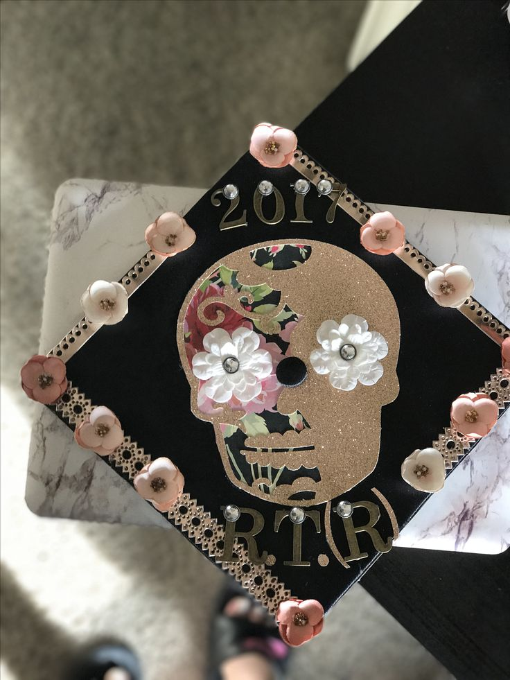 rad tech grad cap