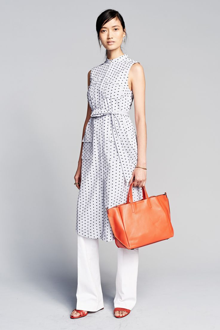 Banana Republic Spring 2017 Ready-to-Wear Collection Photos - Vogue
