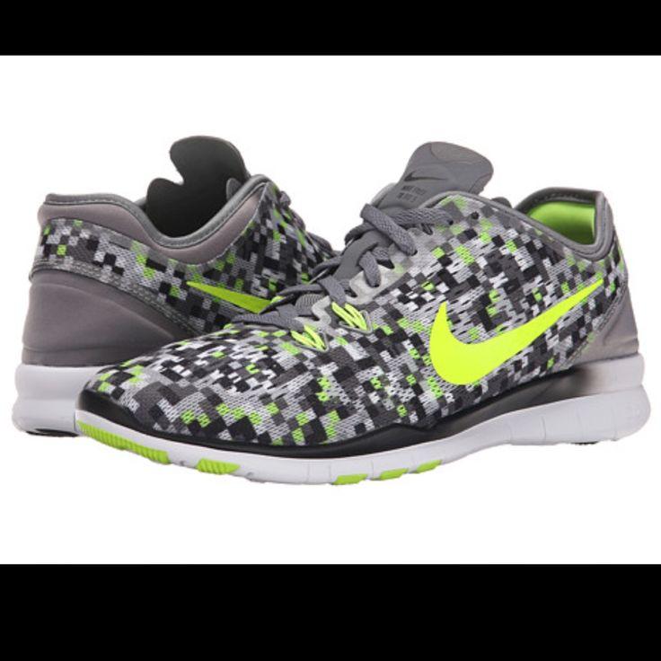 Nike 5.0 Tr Fit 5 Training Tennis Shoes