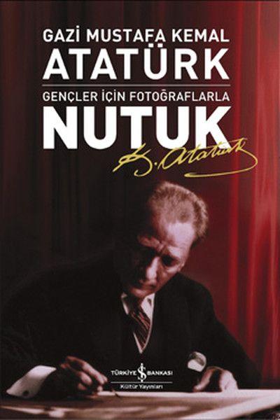 Nutuk – Mustafa Kemal Atatürk – Pdf İndir – Pdf Kitap İndir