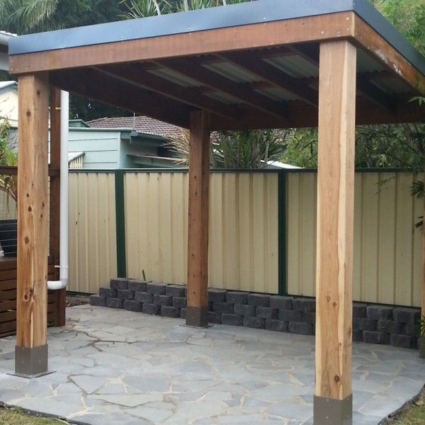 Pergola Design ideas | Outdoor entertaining shelter or car port