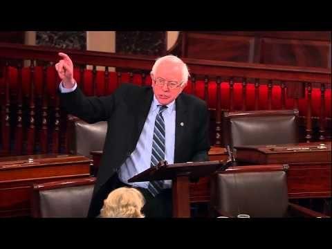 What Happened to the American Dream? - Sen. Bernie Sanders discusses oligarchy in a Senate floor speech.