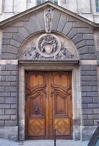 Carnavalet Museum front door Paris & 306 best Doors of France images on Pinterest | French doors The ...