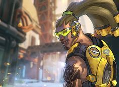 Lucio - Overwatch by panelgutter