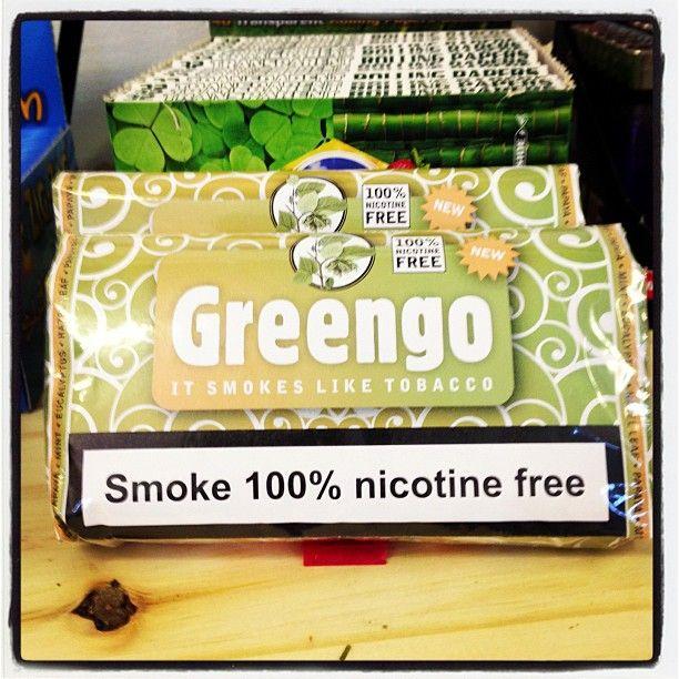 Buy|Greengo 100% nicotine free|tobacco substitute at One Love|Headshop|Brighton