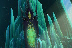 Queen crystal