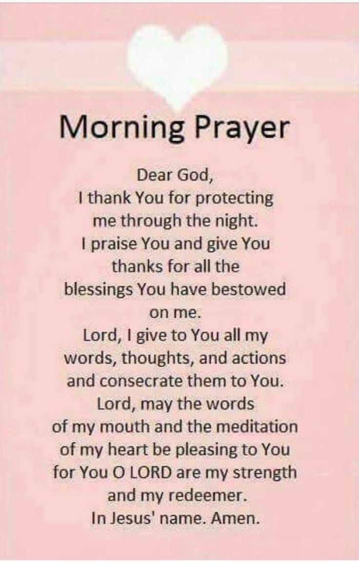 Sunday Prayers Good Morning And Blessings