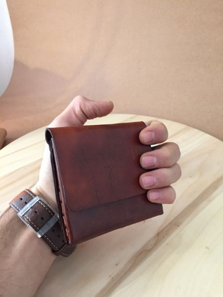 Agarapati Leather ®  Wallet   YC01