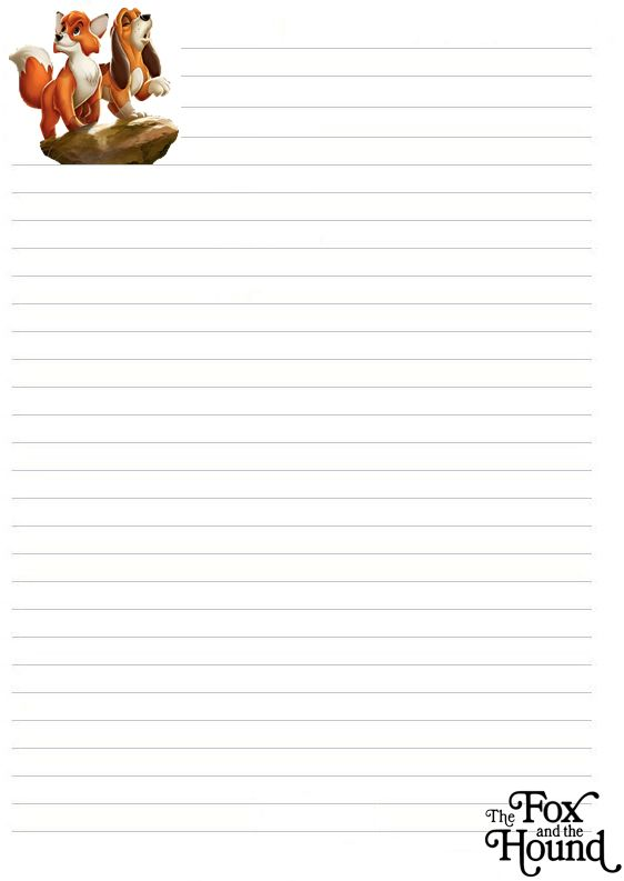 letter stationary template - Intoanysearch