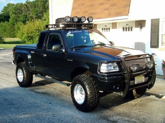 leftofEDGE's 2003 Ford Ranger Regular Cab