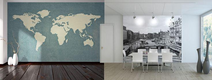 Fotobehang: een uniek beeld op de muur – Expooze