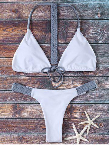 GET $50 NOW | Join RoseGal: Get YOUR $50 NOW!http://www.rosegal.com/bikinis/halter-reversible-thongs-bikini-1050510.html?seid=8327195rg1050510