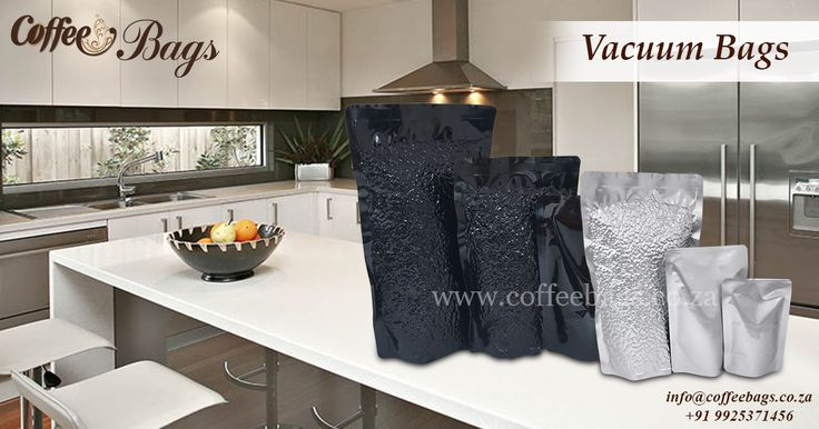 Vacuum packaging bags are primarily used to preserve fresh produce as; #seafood #beef #fruits etc..