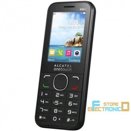 """ALCATEL 20.45X 2.4"""" 3G UMTS ITALIA WHITE € 49,90 Iva inclusa  Condizione:  Nuovo prodotto  Alcatel OT-2045  Barphone che utilizza anche la rete UMTS (3G), ampio display da 2,4"""", applicazioni Facebook, Twitter, music player MP3, funzione torcia."""