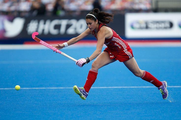 Hockey player Sam Quek has said women's sport needs more time in the spotlight…