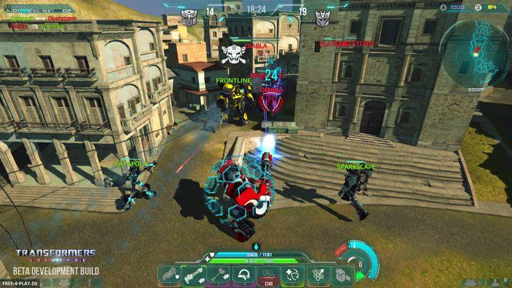 Transformers Universe startet Pionier-Programm  Jagex Games Studio, die Entwickler des mehrfach mit Preisen ausgezeichneten Fantasy-MMORPGs 'RuneScape', und die internationale Spielzeug- und Spielefirma Hasbro Inc. haben heute den Start des Pionier-Programms von TRANSFORMERS Universe verkündet, das Transformers-Fans die Chance bietet, sich ni ...