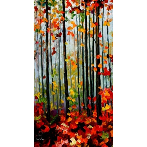 Fall Paintings Images