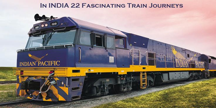 Indian diversity is famous all over the world with the land of #heavens in the #northern #region to the golden desert in the west and widely spread #Indian ocean in the #South. To explore this beautiful country and its various #amazing #places, you should undertake a tour via Indian #Railways.