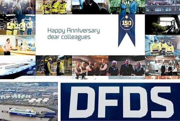 Major port employer's anniversary share surprise | Grimsby Telegraph