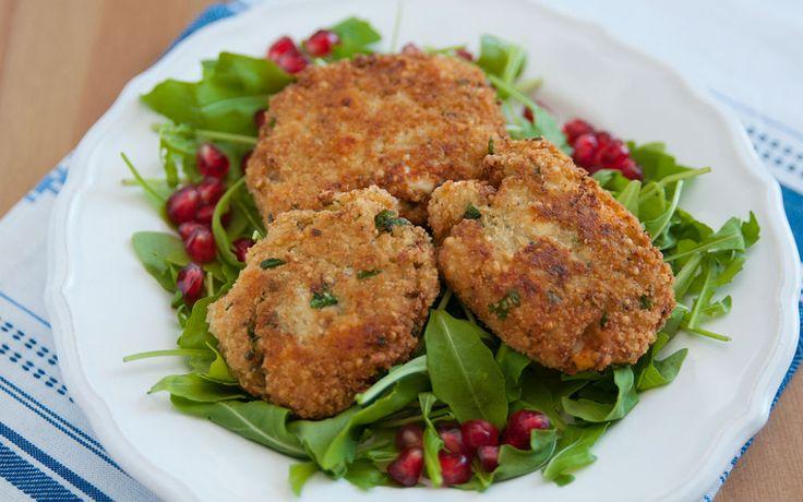 Glutensiz-Diyet Sakinleri Buraya: Kinoalı Sebze Köftesi Tarifi - Yemek.com