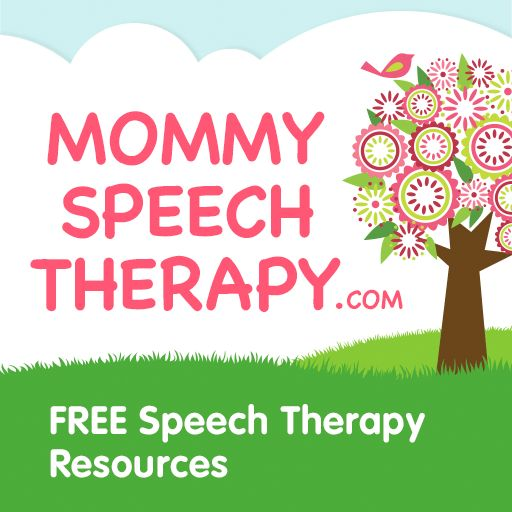 Visit www.mommyspeechtherapy.com for free speech therapy ...