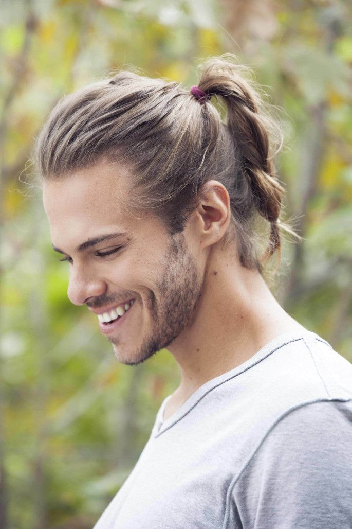 Pony Style Long Hairstyles For Men Man Ponytail Mens Ponytail Hairstyles Long Hair Styles
