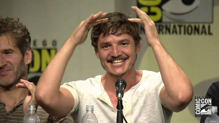 Pedro Pascal (Lord Oberyn) on Comic Fiesta for Game of Thrones !