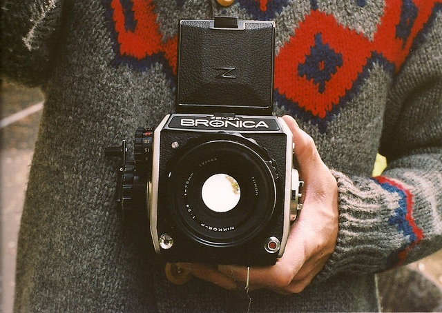 bronica...wish I could afford one