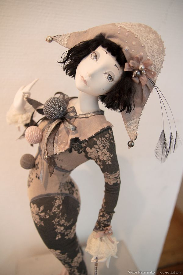 Сначала был Махал Макакаако! - Кукольная Коллекция 2012 (Культурный центр ДОМ)