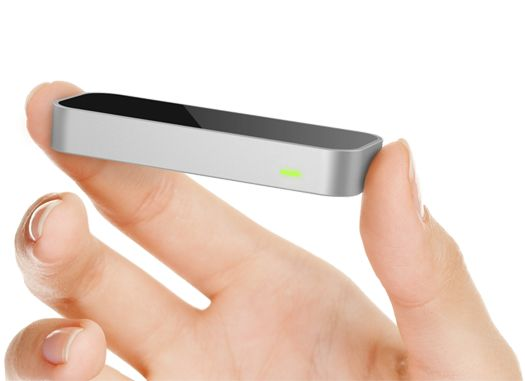 The Leap by LeapMotion will turn your regular PC monitor into a touch screen - the must have gadget for Windows 8!