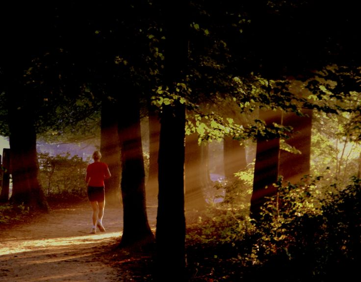 Joggen - Fotografie Harry Mijland