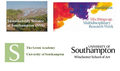 The initiative is organised in association with the University of Southampton's: Sustainability Science at Southampton USRG, the Green Academy; Winchester School of Art and was launched as part of Multidisciplinary Research Week 2013.