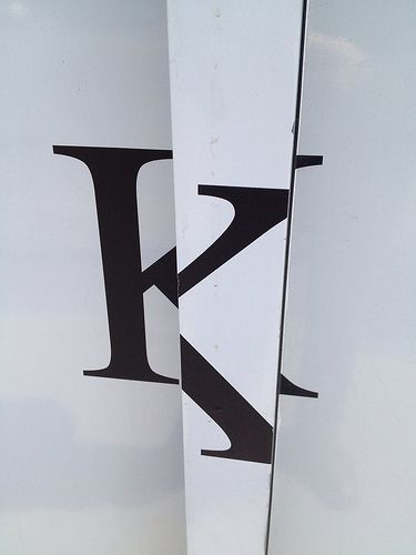 Fractured K (by joeclark)